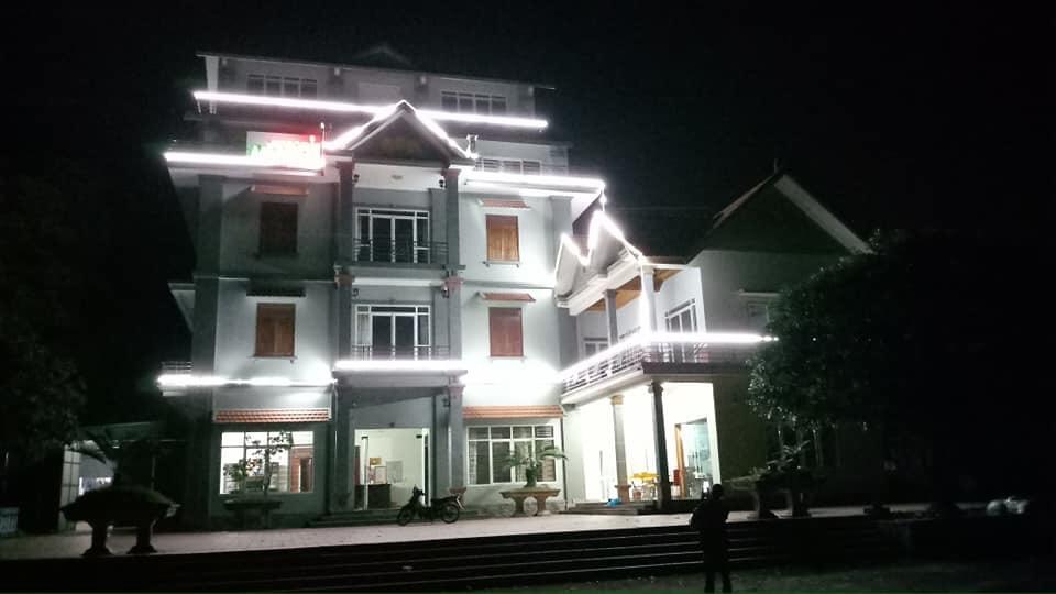 Khách sạn nhà hàng Ngọc Hải Yên tử