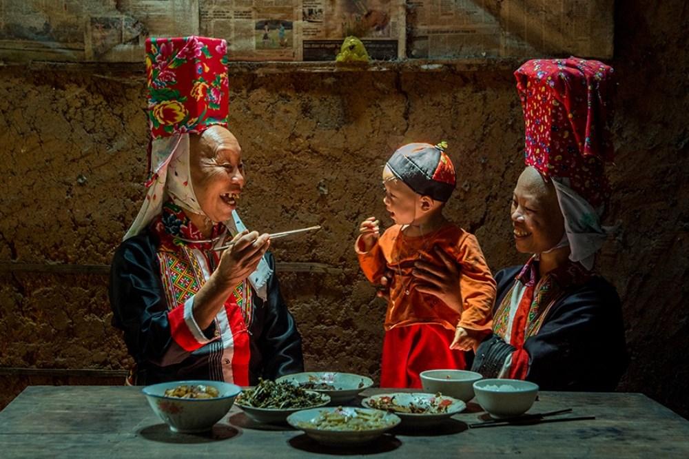 sinh hoạt của người Dao ở Bình Liêu