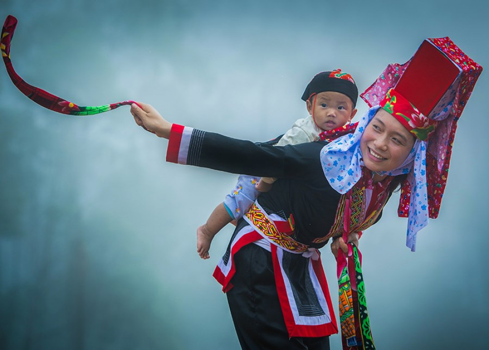 người giao thanh phán ở Bình liêu Quảng Ninh