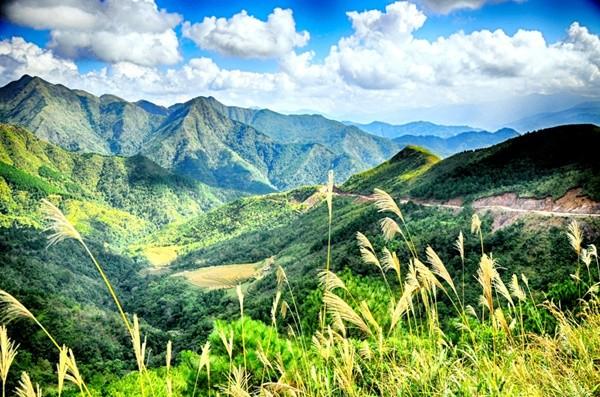 đường tuần tra biên giới Bình liêu Quảng Ninh