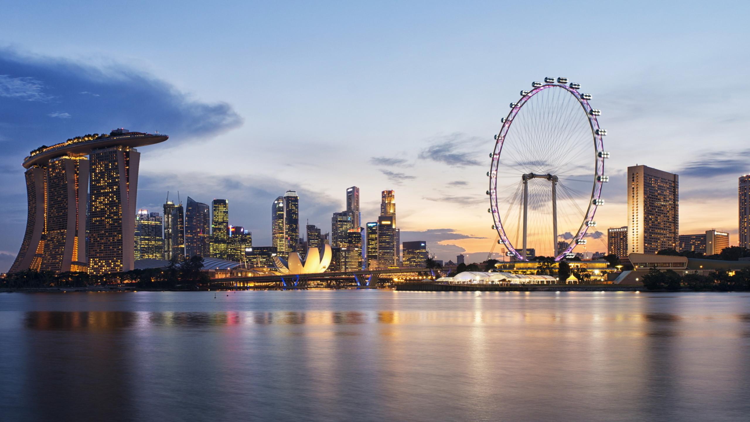 Singapore thịnh vượng