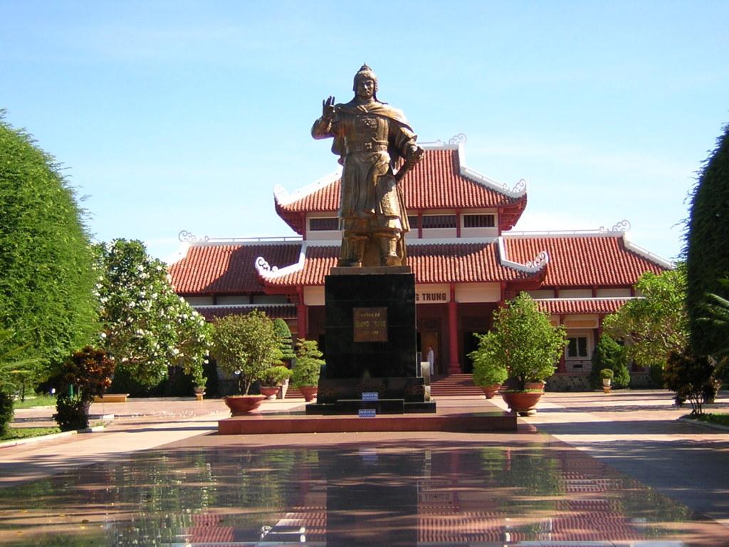 hoàng đế Quang Trung Nguyễn Huệ