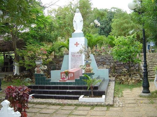 mộ nhà thơ tài hoa yểu mệnh Hàn Mặc Tử