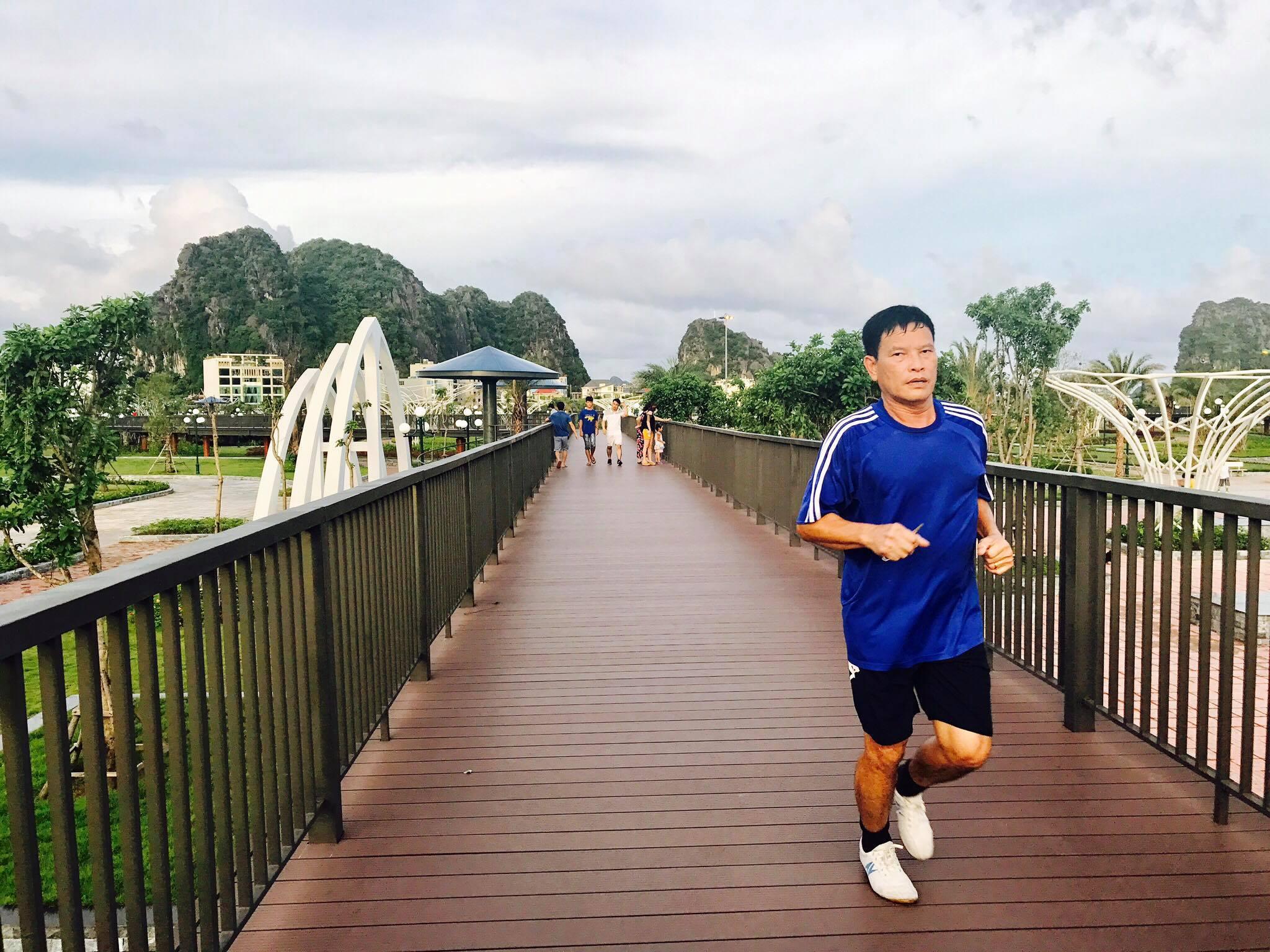 cầu đi bộ