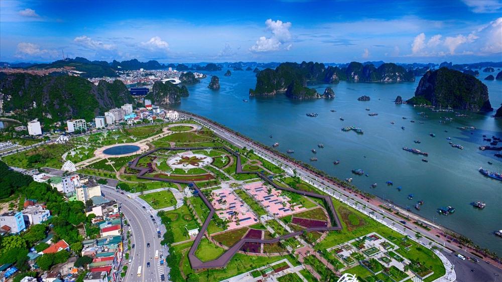công viên hoa Hạ long