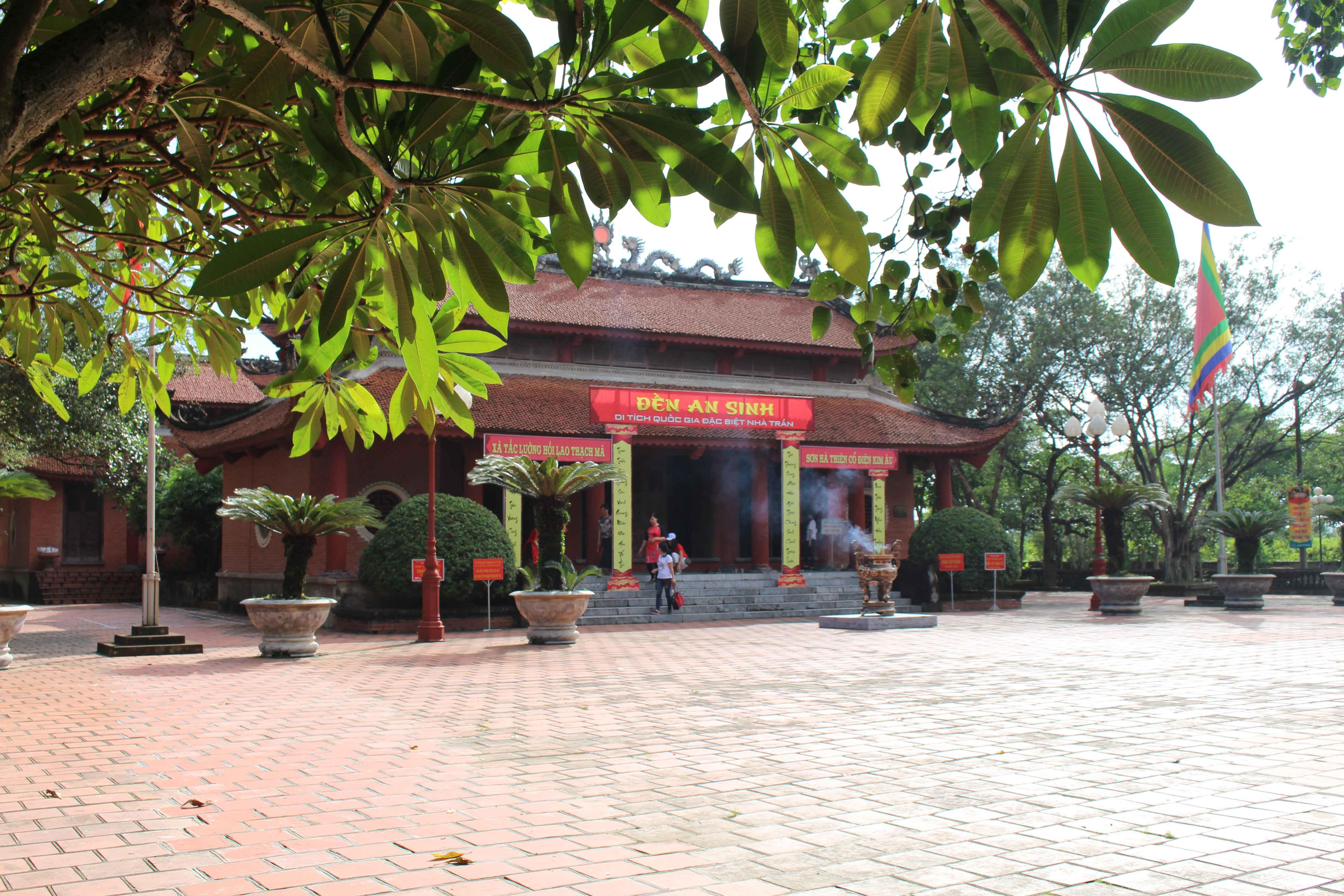 đền an sinh Đông Triều
