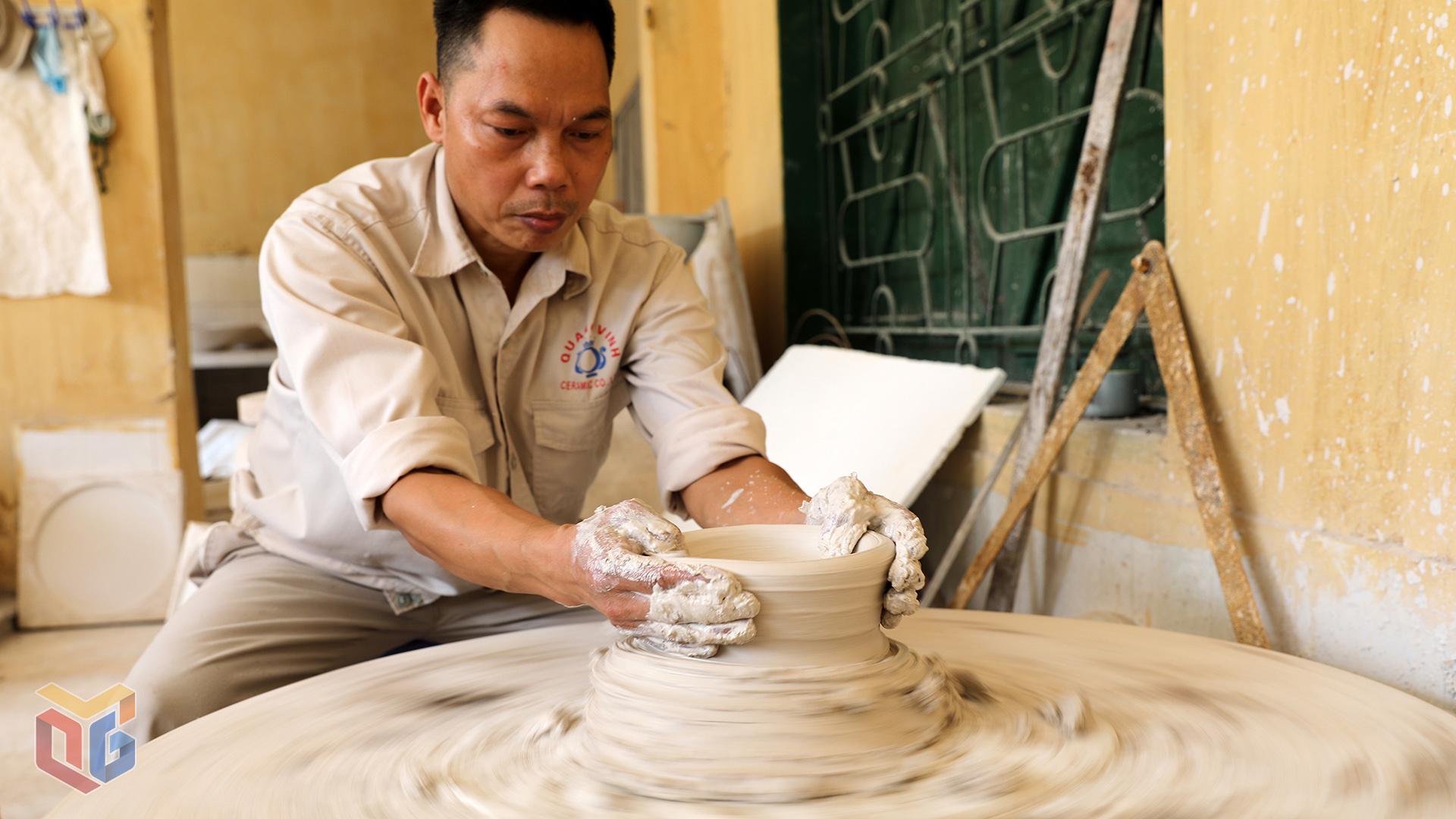 Gốm sứ Đông triều Quảng Ninh
