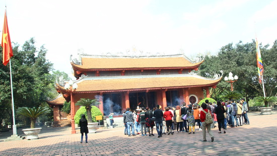 Đền Anh Sinh - Đông Triều