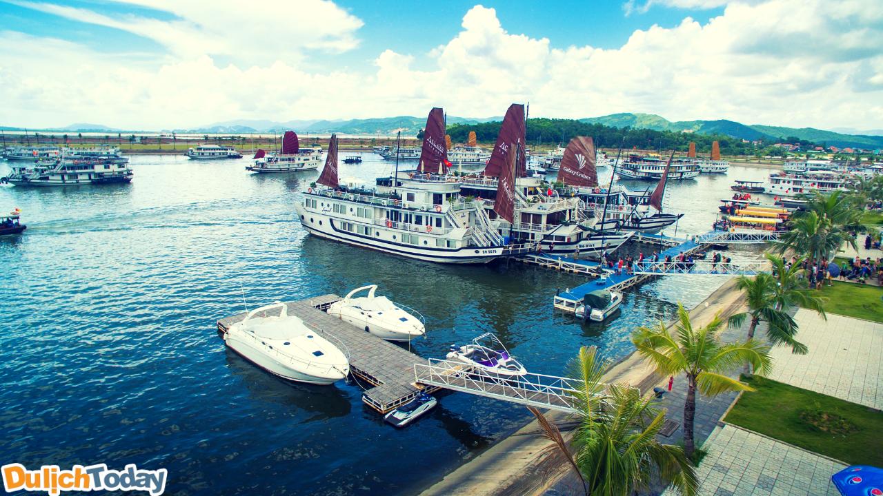 cảng tàu quốc tế Tuần châu