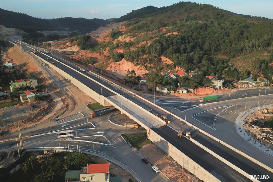 hệ thống đường cao tốc Quảng Ninh