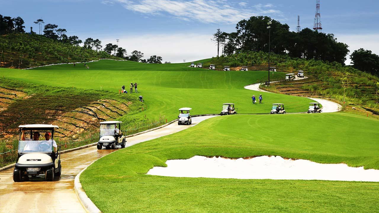 sân golf FLC