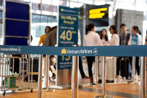 khu vực kiểm soát Vietnam Airline
