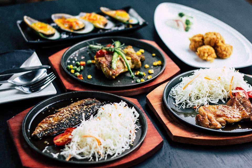 ẩm thực nhật Yoko OnSen Quang Hanh
