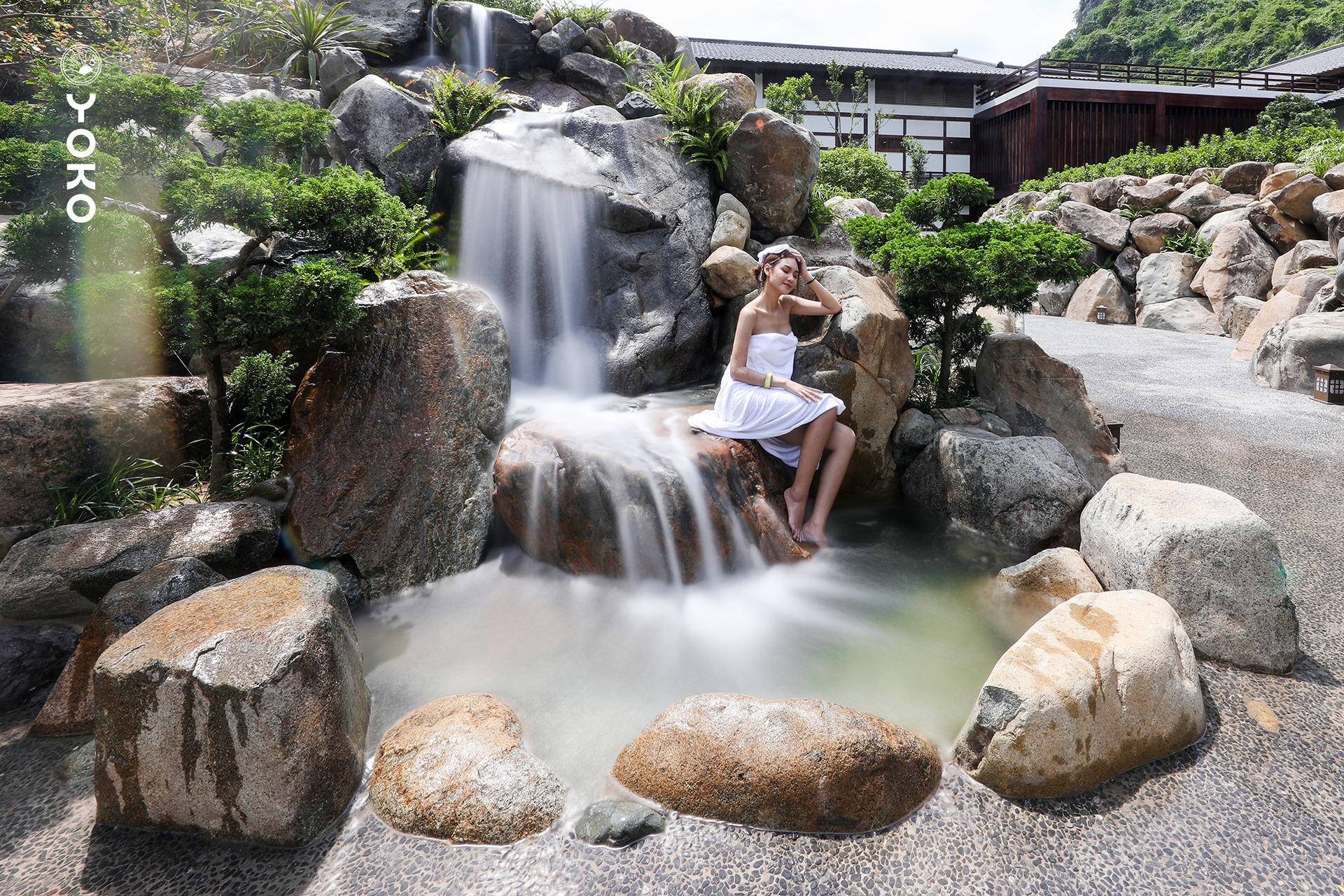 tắm onsen