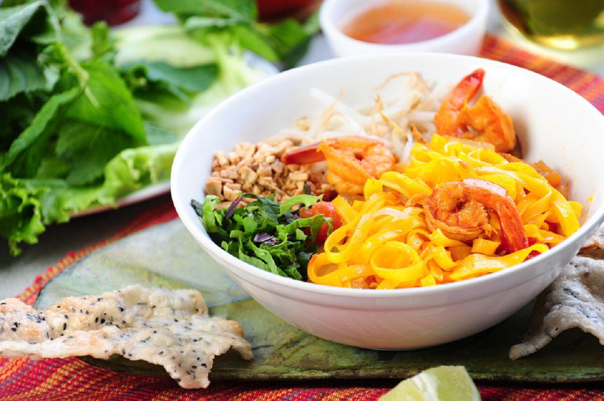 Mỳ Quảng truyền thống