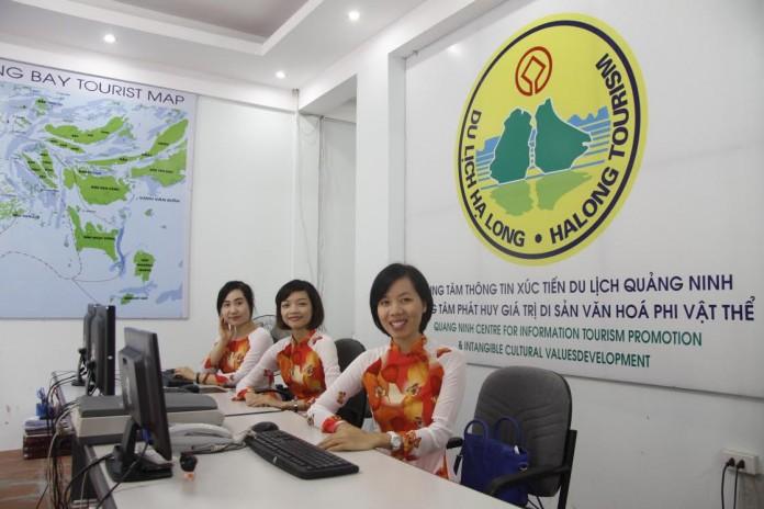 tổng đài TTXTDL Quảng Ninh