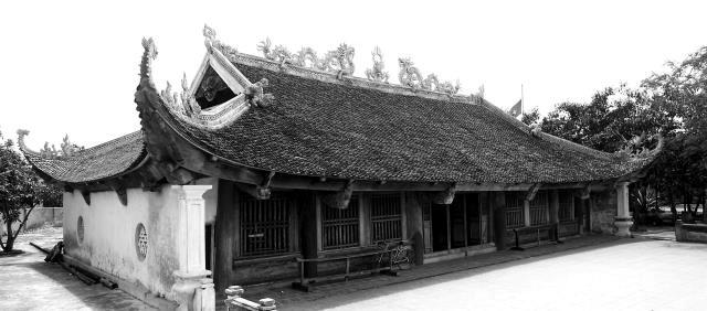 Quy mô Kiến trúc Đình Quan Lạn