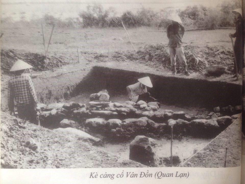 khảo cổ Vân đồn