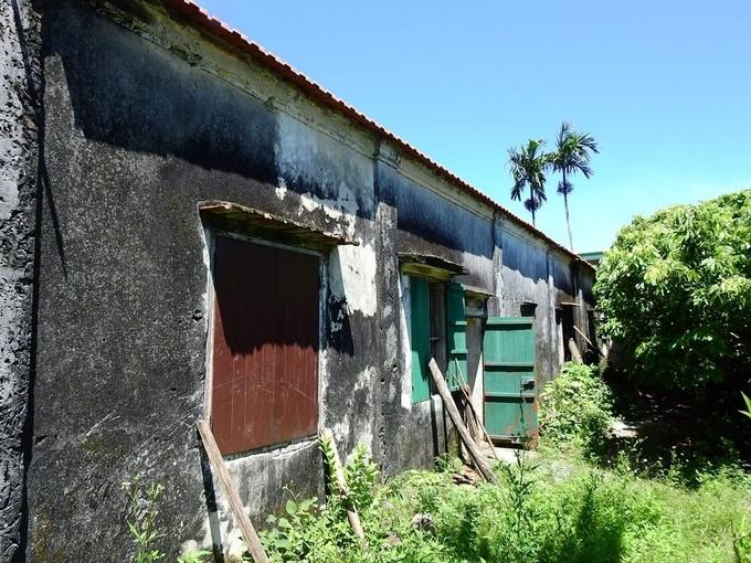kiên trúc nhà cổ quan lạn
