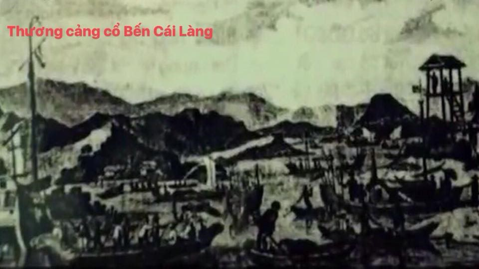 thương cảng cổ Vân đồn xưa