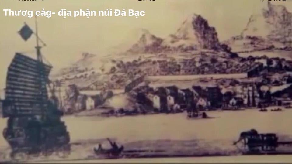 thương cảng vân đồn xưa
