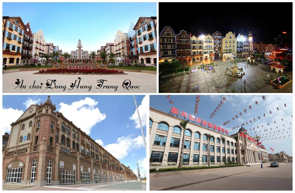 thành phố Đông hưng Trung quốc