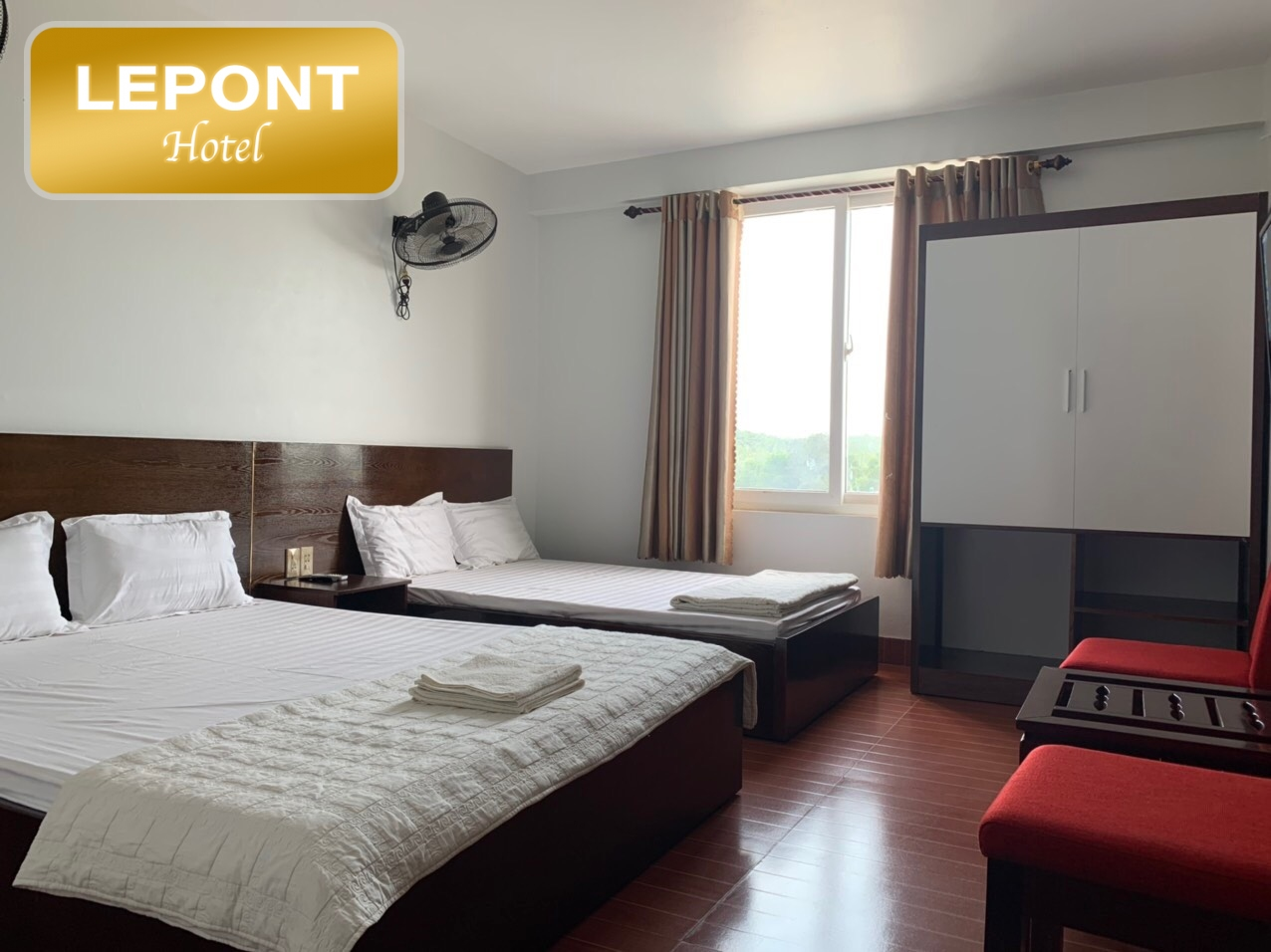 khách sạn Le point Minh Châu