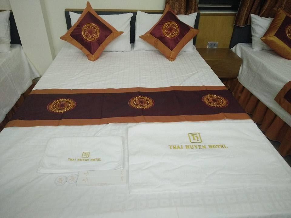 khách sạn thái huyền Yên tử